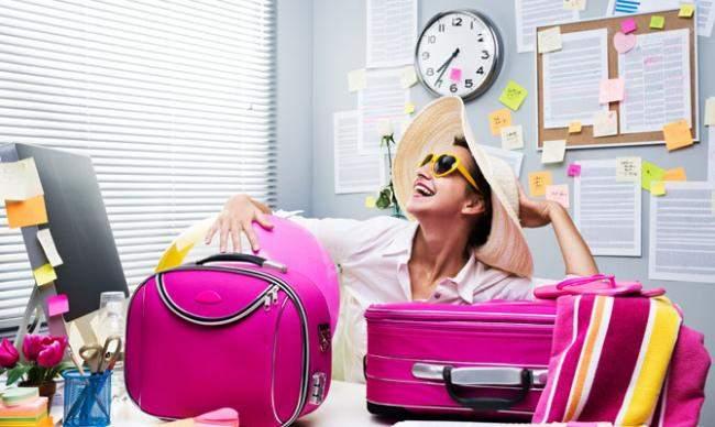 Может ли отпуск начинаться с выходного дня?